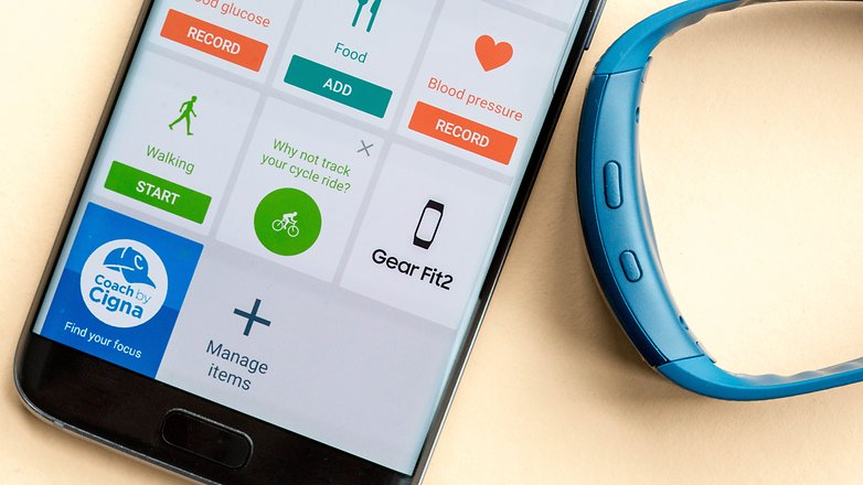 AndroidPIT samsung gear fit 2 8
