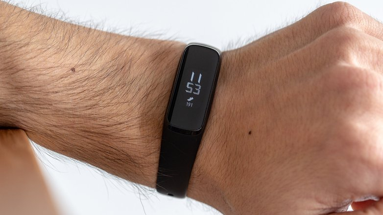 androidpit samsung galaxy fit e time