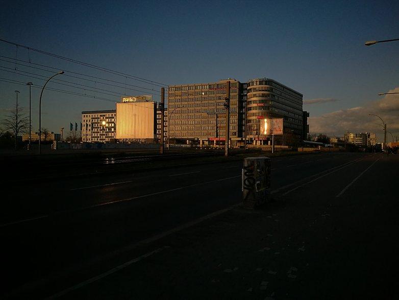 huawei p9 camera dark