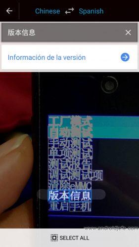 chinese menu translation