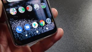 How to hide the Android bar and use on-screen gestures in any type of Android terminal