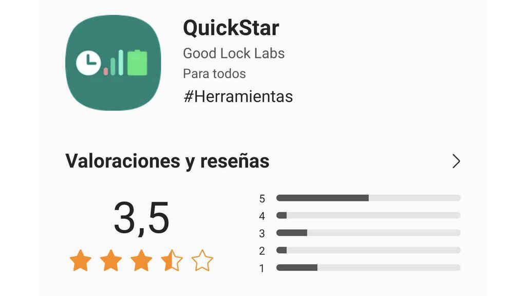 QuickStar module