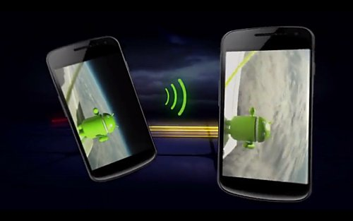 What is Android Beam