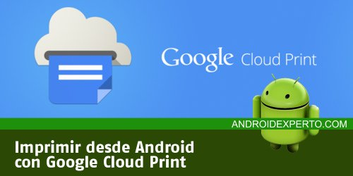 Print with Google Cloud Print