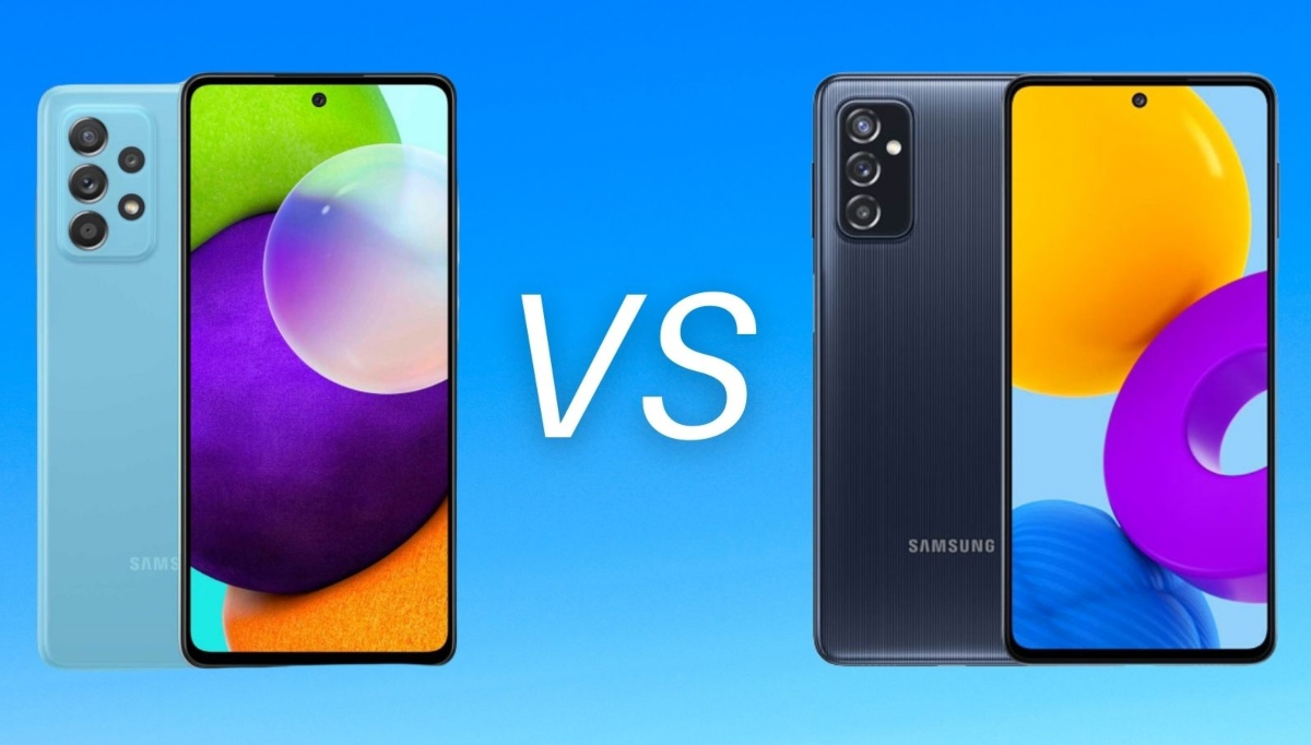 Samsung Galaxy A52 5G vs M52 5G, differences and which is better